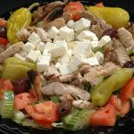 Greek Salad wChicken2